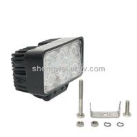 HOT 18w led work light for off road jeep, truck, work led light for atv utv suv