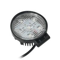 18W Round Shape, 4 Inch 1300lm LED Work Lamp, off Road Work Light for Car/Boat/ATV/UTV/SUV
