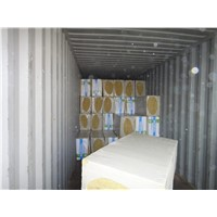 Fire retardant rock wool insulation board,mineral wool board,rockwool