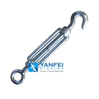 Qingdao Lifting Turnbuckle of Rigging Hardware
