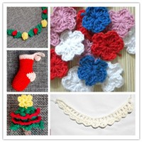 Hand made crochet and knitted products