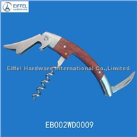 Bar tools with wood handle(EBO02D0009)