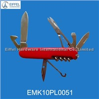 High quality utility knife with multifunctions(EMK10PL0051)