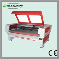 High Precison CO2 leather laser cutting machine
