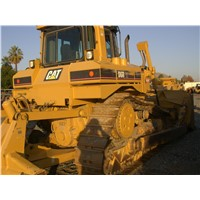 used cat crawler bulldozer d6r xl