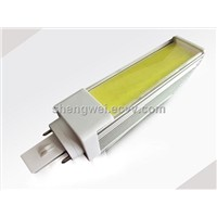 8W COB G24 Pl LED Light with Aluminum Radiator