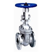 API flagned gate valve