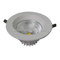 New hot sale 100-240v input voltage 15w round recessed led downlights