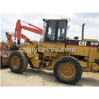used front end loader caterpillar 924F