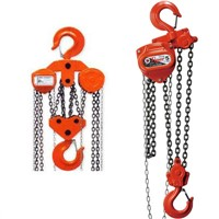 Chain pulley blocks manual instruction