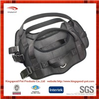 Durable safety weighted hunting dog vest