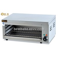 Electric Handing salamander/BBQ grill / BBQ oven/roaster(BY-AT936)