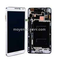 Fully replacement for Samsung Note 3 LCD with digitizer assembly
