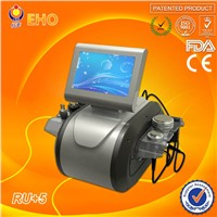 RU+5 Portable Vacuum RF Cavitation Machine