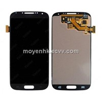 Original quality LCD touch screen assembly for Samsung i9500 repair parts
