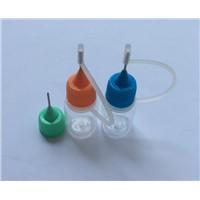 PET Plastic E-cigarette Bottle Needle Dropper E-liquid Bottle 5ml Delicate Light Small Capacity