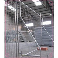galvanized temporary fence panel Widely Used in Building Sites