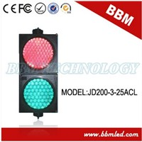 manufature supply red green led road traffic light