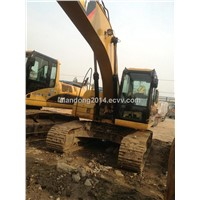 used excavators from japan made (CAT 320D)