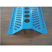 Anti-Wind and Dust Perforated Metal for Construction Site