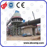 Complete Active Lime Kiln Processing Plant
