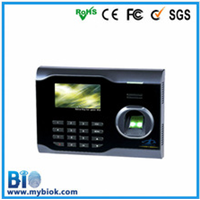 Promotion Time attendance /time recording/ fingerprint time attendance device ( U160-C)