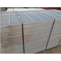 heavy duty floor galvanized steel grating for walkway