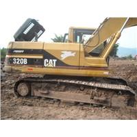 caterpillar excavator 320B ,used Caterpillar excavator 320B ,325B