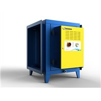 electrostatic air cleaner for Commercial cooking Ranges