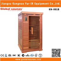 best design infrared sauna room KN-001B