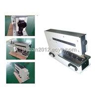 Efficient, Safe , Affordable PCB Cutter machine for 330mm LED linght plate