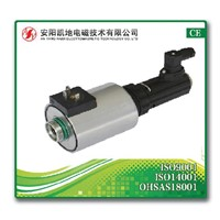 solenoid with transducer   GP63-S-B  IW