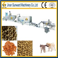 Good quality dog food processig machines with CE from china