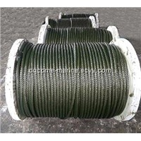 steel wire rope for marine