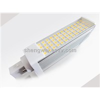 10W 1000lm E26/E27/G23/G24 LED Pl Lights/LED Plug Lamps with CE. RoHS. UL. cUL