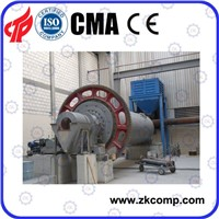 2014 Energy Saving Cement Mill with ISO