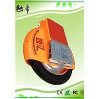 China manufacturer one wheel electric self balancing unicycle