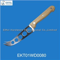 Cheese knife with wood handle (EKT01WD0080)