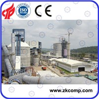China Cement Clinker Grinding stataion