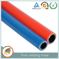 PVC Oxy-acetylene welding hose