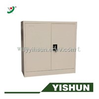 Half-height steel cabinet