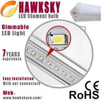 6W 600mm 3014 T5 LED tube light