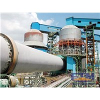 China horizontal lime rotary kiln