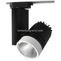 Hotsale AC100-240V Museum display 15w led track spot light