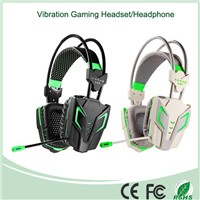 Low Cost 40mm Speaker Stylish LED Stereo Gaming Headphone