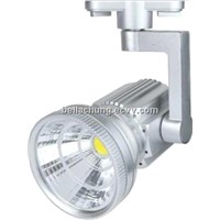 New design AC100-240V 1800lm shop display 20w led track lighting