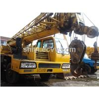 used 25t mobile crane, used xcmg crane truck crane