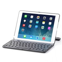 360 Rotating Bluetooth Keyboard Case For iPad Air 2