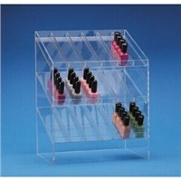 Acrylic Cosmetic Case, Display Stand