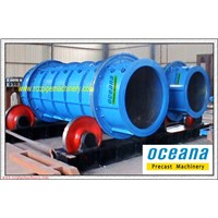 Centrifugal Spinning Concrete pipe Making Machine